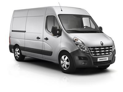 Renault master, iveco daily